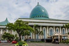 Ινδονησία Surabaya Μουσουλμανικό τέμενος του Al Akbar στοκ φωτογραφίες