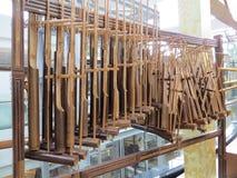 Ινδονησιακό μουσικό όργανο Στοκ Φωτογραφίες