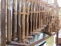 Ινδονησιακό μουσικό όργανο Στοκ Φωτογραφία