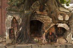 Ινδός βωμός ι στοκ φωτογραφία με δικαίωμα ελεύθερης χρήσης