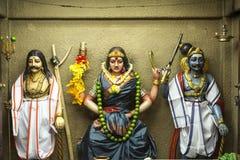 Ινδός ναός στη Κουάλα Λουμπούρ, Μαλαισία Στοκ φωτογραφίες με δικαίωμα ελεύθερης χρήσης