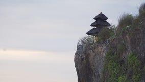 Ινδός ναός στο νησί του Μπαλί Ulun Danu Batur Στοκ Εικόνες