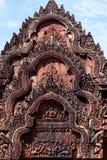 ινδός ναός ύφους γλυπτικώ&n Στοκ Εικόνα