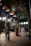 Ινδός ναός Meenakshi Sri Στοκ φωτογραφίες με δικαίωμα ελεύθερης χρήσης