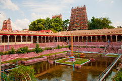 ινδός πύργος ναών δεξαμενών Στοκ Φωτογραφίες