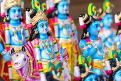 ινδό krishna Θεών στοκ φωτογραφίες