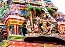 Ινδά αγάλματα Θεών Στοκ εικόνα με δικαίωμα ελεύθερης χρήσης