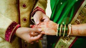 Ινδή δέσμευση Στοκ φωτογραφίες με δικαίωμα ελεύθερης χρήσης