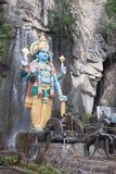 Ινδή θεά στις σπηλιές Batu, Κουάλα Λουμπούρ - Μαλαισία Στοκ φωτογραφία με δικαίωμα ελεύθερης χρήσης