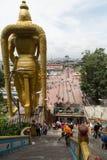 Ινδή θεότητα Λόρδος Murugan Statue Στοκ Εικόνες