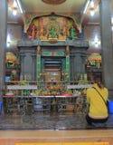 Ινδή πόλη Χο Τσι Μινχ Saigon Βιετνάμ ναών Mariamman Στοκ φωτογραφίες με δικαίωμα ελεύθερης χρήσης
