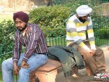 Ινδία - Νέο Δελχί Στοκ φωτογραφία με δικαίωμα ελεύθερης χρήσης