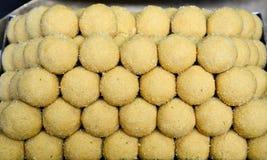Ινδικά γλυκά - Mithai στοκ φωτογραφία