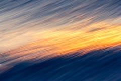 Ινδικά κύματα Στοκ φωτογραφία με δικαίωμα ελεύθερης χρήσης