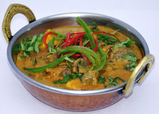 Ινδική συλλογή 4 τροφίμων Στοκ Εικόνα