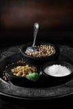 ινδικά συστατικά στοκ εικόνες