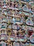 Ινδικά σχέδια, Κουάλα Λουμπούρ, Μαλαισία στοκ εικόνες