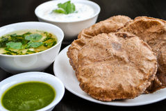 Ινδικά τρόφιμα νηστείας Στοκ φωτογραφία με δικαίωμα ελεύθερης χρήσης
