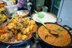 Ινδικά τρόφιμα στοκ φωτογραφίες με δικαίωμα ελεύθερης χρήσης