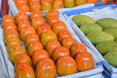 Ινδικά φρούτα και λαχανικά Στοκ Φωτογραφία
