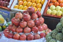 Ινδικά φρούτα και λαχανικά Στοκ φωτογραφία με δικαίωμα ελεύθερης χρήσης