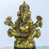 Ινδικές βιοτεχνίες: Ο Λόρδος Ganesha Στοκ Εικόνα