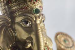 Ινδικές βιοτεχνίες: Ο Λόρδος Ganesha Στοκ εικόνες με δικαίωμα ελεύθερης χρήσης