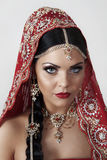 Ινδικές γυναίκες Στοκ Εικόνες