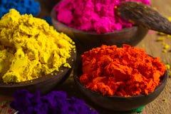 Ινδικές χρωστικές ουσίες στοκ φωτογραφία με δικαίωμα ελεύθερης χρήσης