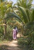 ινδικές δύο γυναίκες Στοκ εικόνες με δικαίωμα ελεύθερης χρήσης