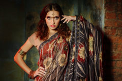 ινδική γυναίκα στοκ εικόνες με δικαίωμα ελεύθερης χρήσης