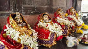 Ινδική θεά Στοκ Φωτογραφία