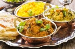 Ινδική κουζίνα στοκ φωτογραφίες με δικαίωμα ελεύθερης χρήσης