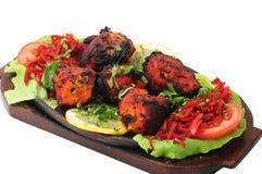 Ινδική κουζίνα Στοκ εικόνα με δικαίωμα ελεύθερης χρήσης