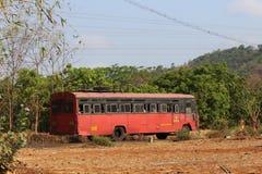 Ινδική του χωριού μεταφορά Στοκ φωτογραφία με δικαίωμα ελεύθερης χρήσης