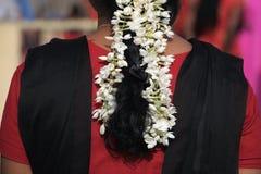 Ινδική τρίχα Στοκ εικόνες με δικαίωμα ελεύθερης χρήσης