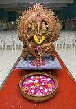 ινδικός γάμος λεπτομερ&epsilo Στοκ φωτογραφία με δικαίωμα ελεύθερης χρήσης