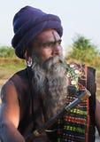 ινδικός ιερέας Στοκ Εικόνα