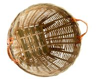 ινδικός κάλαμος μονοπατιών ψαλιδίσματος καλαθιών Στοκ εικόνα με δικαίωμα ελεύθερης χρήσης