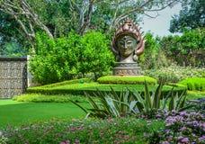 Ινδικός κήπος - Δελχί, Ινδία Στοκ φωτογραφία με δικαίωμα ελεύθερης χρήσης