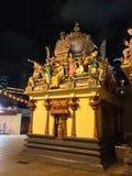 ινδικός ναός Σινγκαπούρης Στοκ Εικόνα
