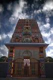 ινδικός νότιος ναός Στοκ Φωτογραφία