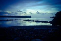 Ινδικός ποταμός Στοκ φωτογραφίες με δικαίωμα ελεύθερης χρήσης