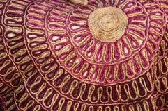 Ινδικός τάπητας στοκ φωτογραφία με δικαίωμα ελεύθερης χρήσης