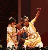 Ινδικός χορευτής Στοκ εικόνα με δικαίωμα ελεύθερης χρήσης