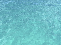 Ινδικός Ωκεανός λάμπει ύδωρ σύστασης ήλιων απεικόνιση αποθεμάτων