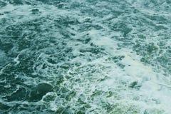 Ινδικός Ωκεανός λάμπει ύδωρ σύστασης ήλιων Στοκ Φωτογραφίες