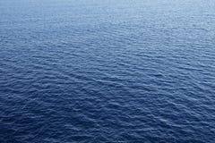 Ινδικός Ωκεανός λάμπει ύδωρ σύστασης ήλιων Στοκ Εικόνα