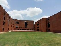 Ινδικό ίδρυμα διαχείρισης στοκ εικόνες
