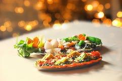Ινδικό λαχανικό εκκινητών τροφίμων Στοκ Εικόνες